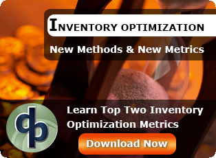 Inventory Optimization - Top 2 Metrics in 2013