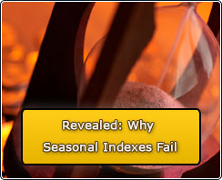 Revealed: Why Seasonal Indexes Fail