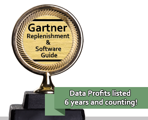 Data Profits in Gartner's 2017 Retail Replenishment and Forecasting Software Guide for the Sixth Year